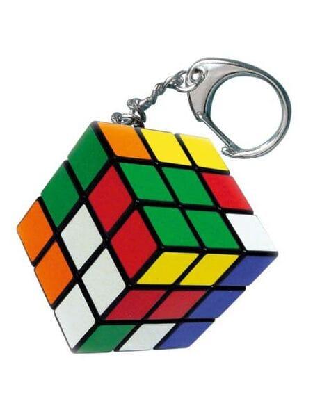 "Брелок ""Мини-Кубик Рубика 3х3"", работающий КР1233*"