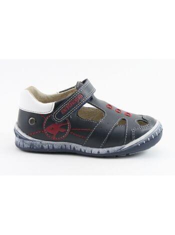 туфли Антилопа 511-4453 син. (23-29)**